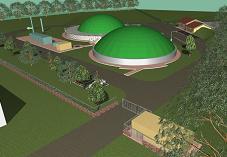 Progetto Centrale Biogas Matelica MINI