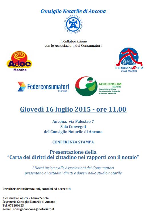 Consiglio Notarile Ancona