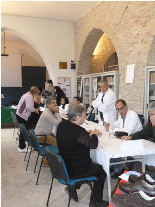Giornata Diabetici Porto Recanati - Foto2