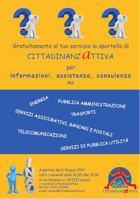 Locandina  Urbino